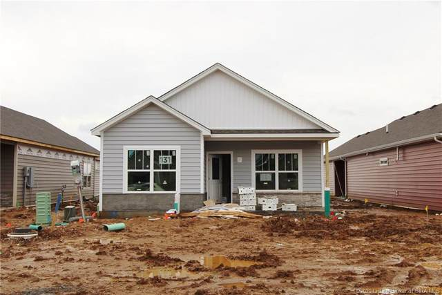 1410 - Lot 131 Park-Land Trail, Jeffersonville, IN 47130 (#202006807) :: The Stiller Group