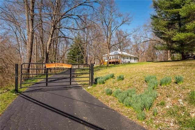 1710 Gutford Road, Clarksville, IN 47129 (#202006809) :: The Stiller Group