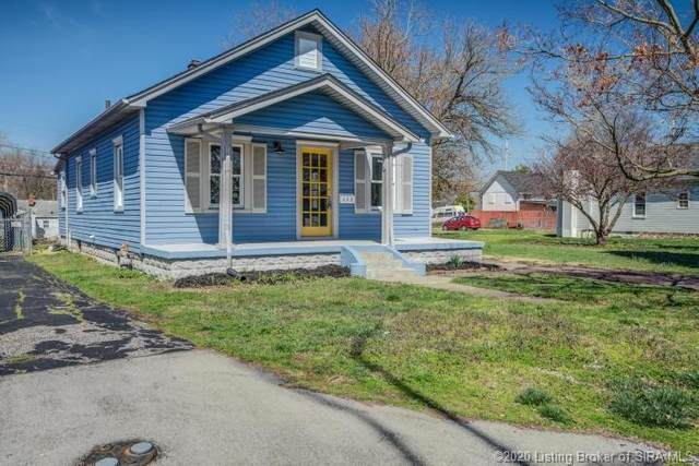 608 Albany Street, New Albany, IN 47150 (#202006814) :: The Stiller Group