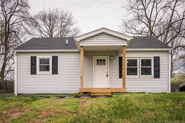 24 Louise Street, Jeffersonville, IN 47130 (MLS #202006834) :: The Paxton Group at Keller Williams Realty Consultants