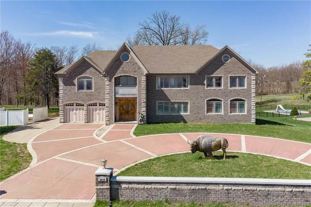 2030 Spickert Knob Road, Floyds Knobs, IN 47119 (#202006841) :: The Stiller Group