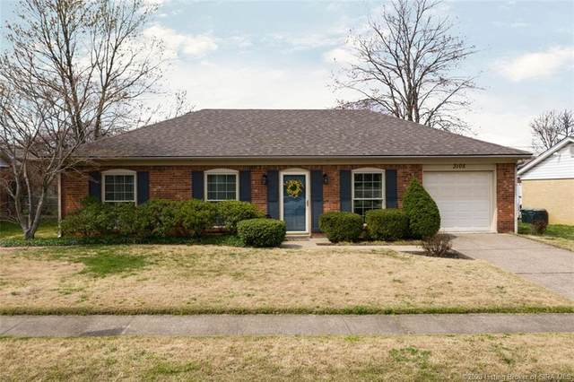 3105 Brian Drive, Jeffersonville, IN 47130 (MLS #202006844) :: The Paxton Group at Keller Williams Realty Consultants