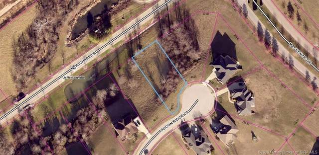 3007 Lot 25 Falcon Ridge Court, Jeffersonville, IN 47130 (#202006923) :: Impact Homes Group
