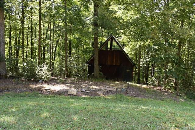 8015 S County Rd 450 West W, English, IN 47118 (#202007008) :: The Stiller Group