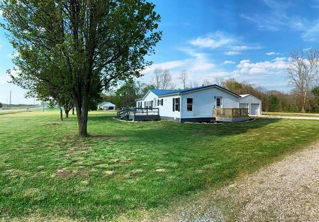 4022 N State Road 3, Deputy, IN 47230 (MLS #202007402) :: The Paxton Group at Keller Williams Realty Consultants