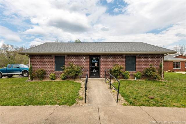301 Indiana Avenue, English, IN 47118 (#202007427) :: The Stiller Group