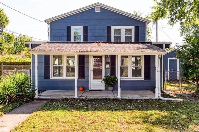 1402 E 9th Street, Jeffersonville, IN 47130 (#202007431) :: The Stiller Group