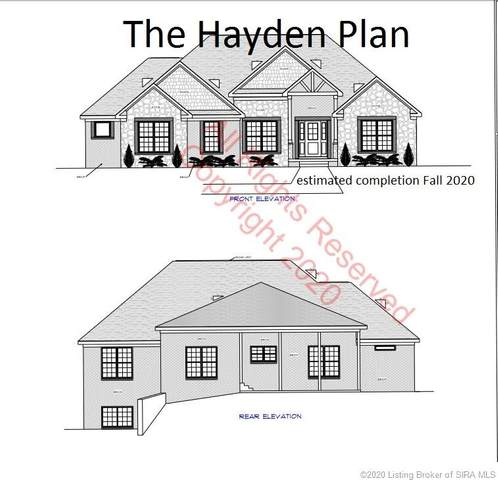 1404 Edgewood Drive Lot 222, Lanesville, IN 47136 (#202007568) :: The Stiller Group