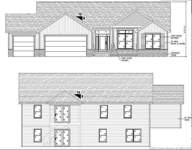 1219 - Lot 328 Knob Hill Boulevard, Georgetown, IN 47122 (#202007820) :: The Stiller Group