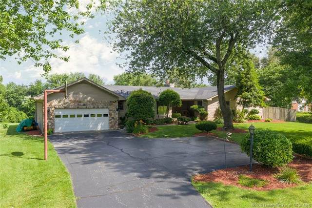 3910 Utica Pike, Jeffersonville, IN 47130 (MLS #202008061) :: The Paxton Group at Keller Williams Realty Consultants