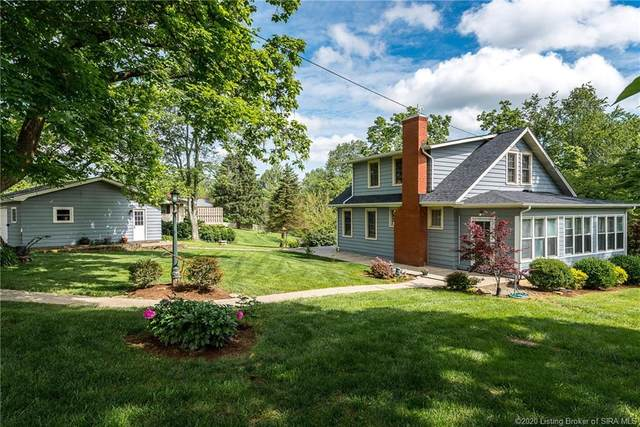 3326 Buffalo Trail, Floyds Knobs, IN 47119 (#202008064) :: The Stiller Group