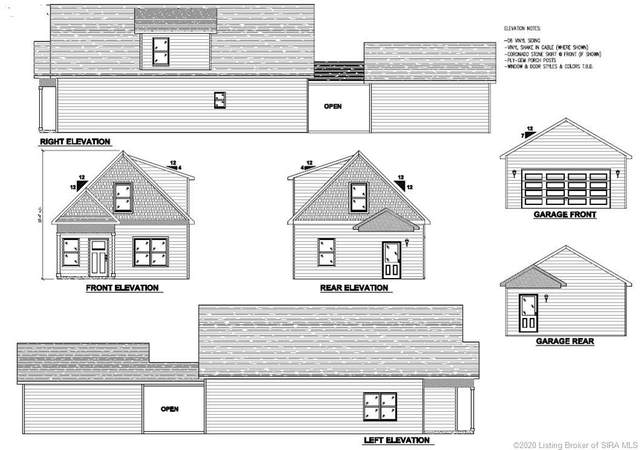 1405 - Lot 236 Park-Land Trail, Jeffersonville, IN 47130 (#202008071) :: The Stiller Group