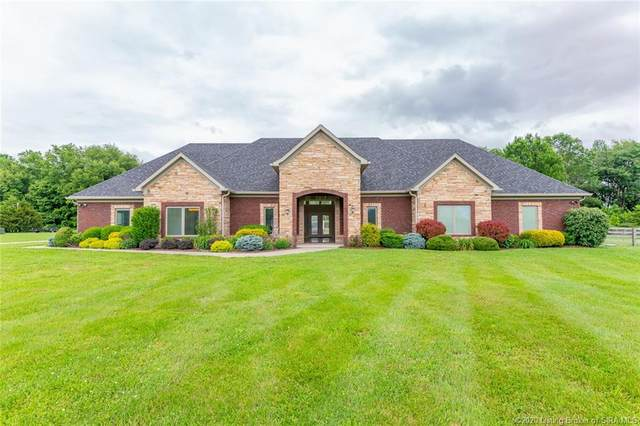 8910 Stonemour Way, Charlestown, IN 47111 (#202008090) :: The Stiller Group