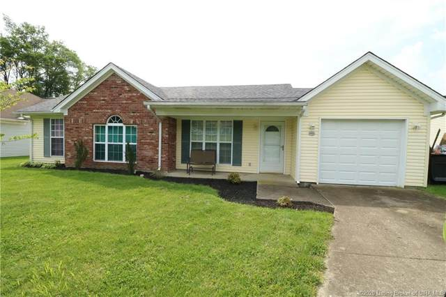 1405 Utica Sellersburg Road, Jeffersonville, IN 47130 (#202008107) :: The Stiller Group