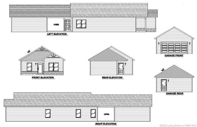 1403 - Lot 237 Park-Land Trail, Jeffersonville, IN 47130 (#202008108) :: The Stiller Group