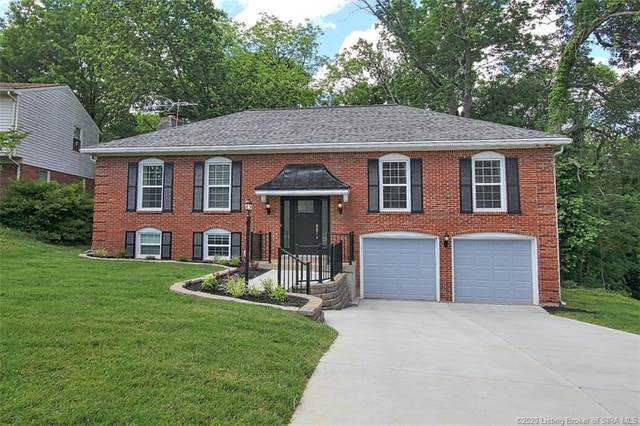 10105 Clearcreek Way, Louisville, KY 40223 (MLS #202008111) :: The Paxton Group at Keller Williams Realty Consultants