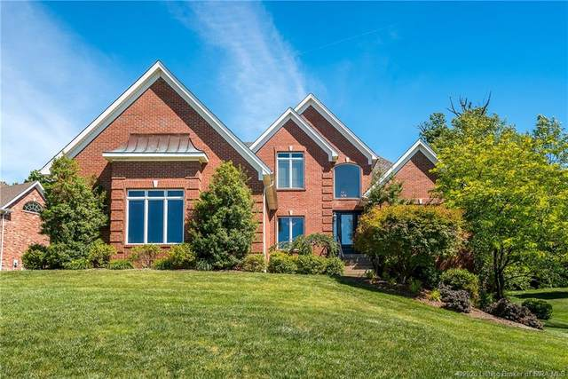3550 Lafayette Parkway, Floyds Knobs, IN 47119 (#202008165) :: Impact Homes Group