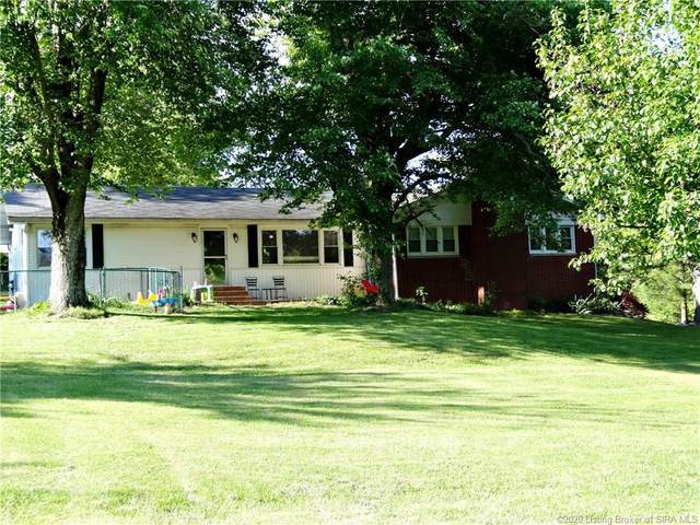 6072 State Road 62, Georgetown, IN 47122 (#202008210) :: The Stiller Group