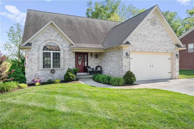 7303 Hidden Springs Court, Georgetown, IN 47122 (#202008218) :: The Stiller Group