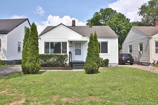 530 N Mckinley Avenue, Clarksville, IN 47129 (#202008220) :: The Stiller Group