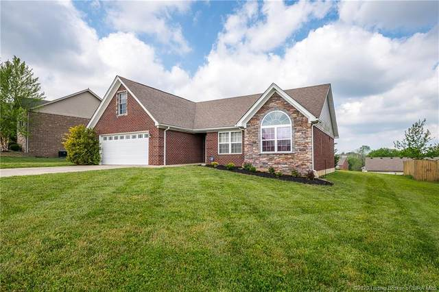 3024 Brookhill Ct., Georgetown, IN 47122 (#202008222) :: The Stiller Group