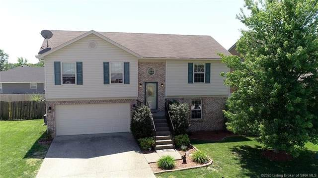 3911 Silver Glade Trail, Sellersburg, IN 47172 (#202008238) :: The Stiller Group