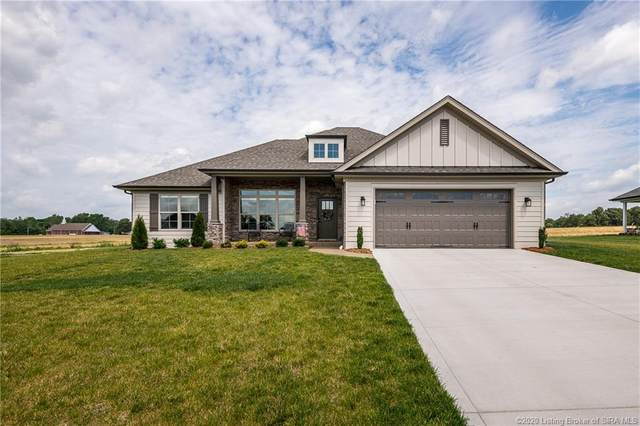 1854 Hazeltine Way Lot 10, Henryville, IN 47126 (MLS #202008372) :: The Paxton Group at Keller Williams Realty Consultants