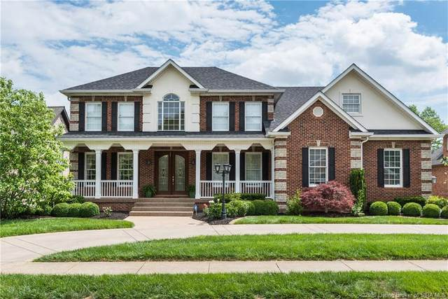3027 Wolf Lake Boulevard, New Albany, IN 47150 (MLS #202008429) :: The Paxton Group at Keller Williams Realty Consultants