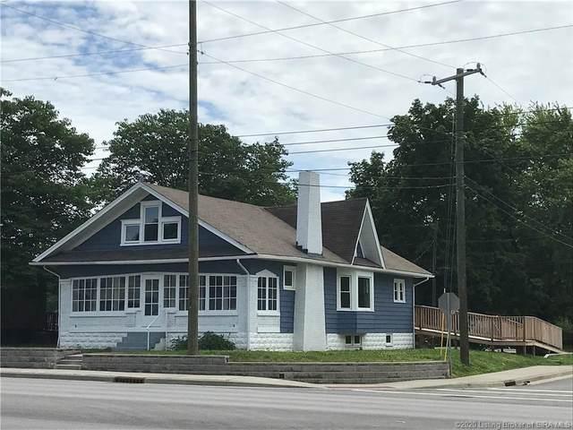 1002 E 10th Street, Jeffersonville, IN 47130 (#202008492) :: The Stiller Group