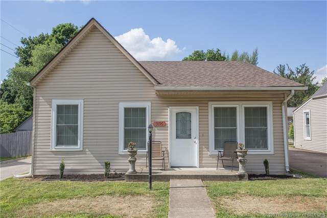 9196 High Street, Georgetown, IN 47122 (MLS #202008529) :: The Paxton Group at Keller Williams Realty Consultants