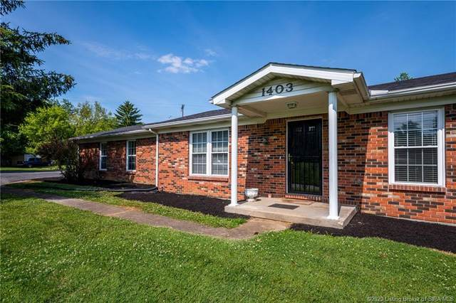 1403 Tunnel Mill Road, Charlestown, IN 47111 (#202008701) :: The Stiller Group