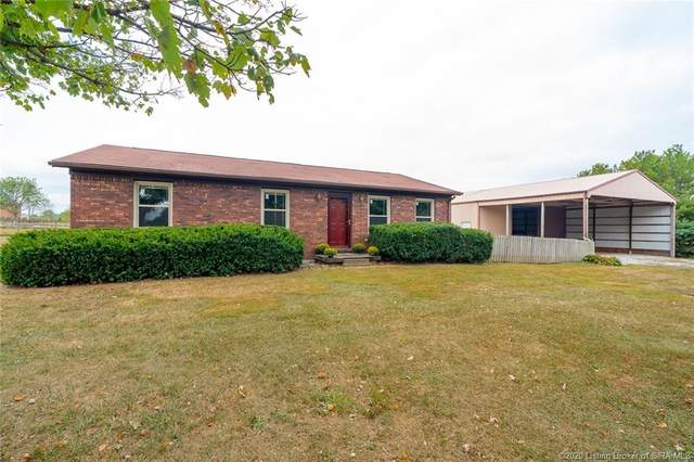 8109 Bethany Road, Charlestown, IN 47111 (#202008711) :: The Stiller Group