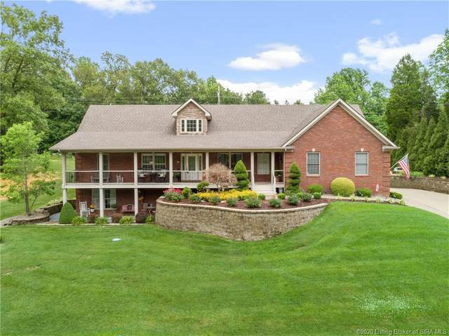 597 Country Club Estates Drive, Corydon, IN 47112 (#202008750) :: The Stiller Group