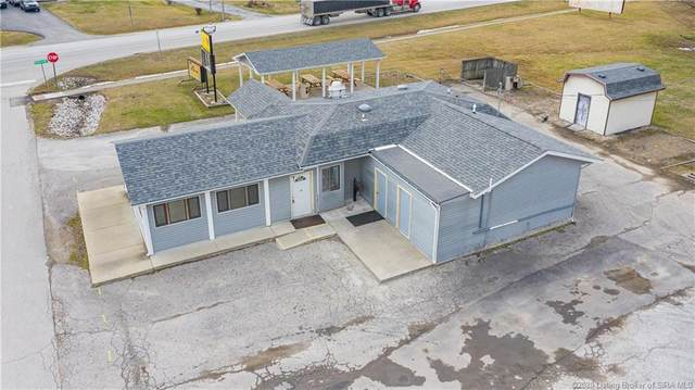 114 Marshall Drive, Crothersville, IN 47229 (#202008830) :: The Stiller Group