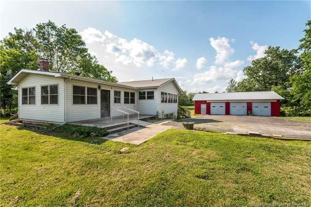 1219 Mount Zion Road, Henryville, IN 47126 (MLS #202008845) :: The Paxton Group at Keller Williams Realty Consultants