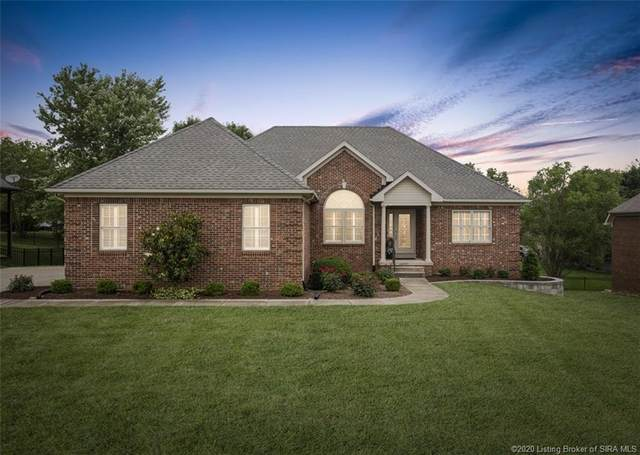 12410 Greenbriar Boulevard, Sellersburg, IN 47172 (MLS #202008871) :: The Paxton Group at Keller Williams Realty Consultants