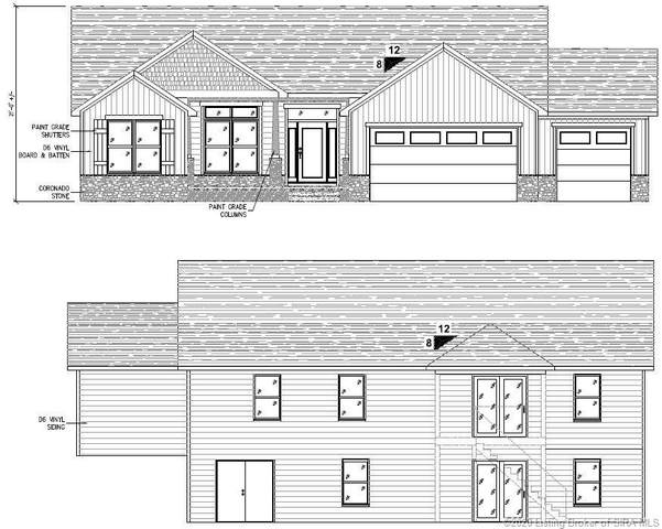 5329 - Lot 420 Verona Trace, Sellersburg, IN 47172 (MLS #202008890) :: The Paxton Group at Keller Williams Realty Consultants