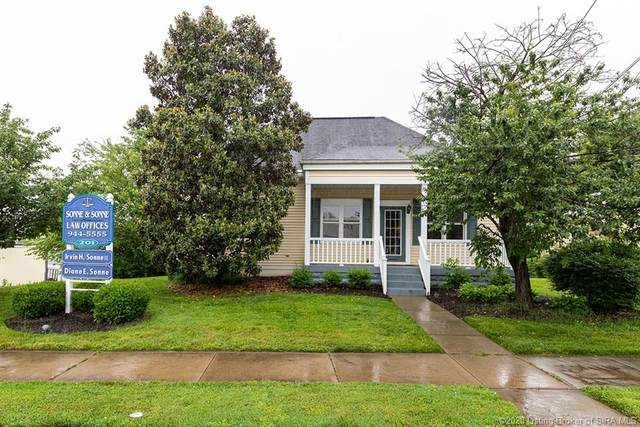 201 W Main Street, New Albany, IN 47150 (#202008906) :: The Stiller Group
