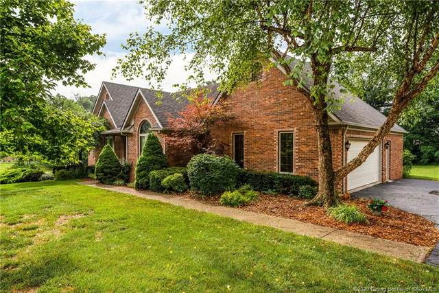 4009 Woodstone Drive, Floyds Knobs, IN 47119 (MLS #202008924) :: The Paxton Group at Keller Williams Realty Consultants