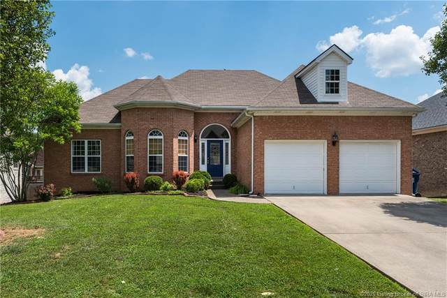 9102 Falcon Ridge, Sellersburg, IN 47172 (MLS #202008926) :: The Paxton Group at Keller Williams Realty Consultants
