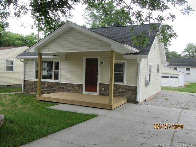 134 Fern Street, Sellersburg, IN 47172 (MLS #202008929) :: The Paxton Group at Keller Williams Realty Consultants