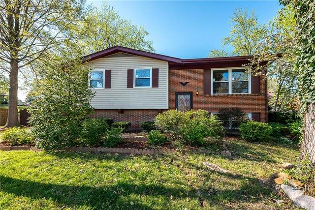 1210 Trevillian Way, Jeffersonville, IN 47130 (MLS #202008932) :: The Paxton Group at Keller Williams Realty Consultants
