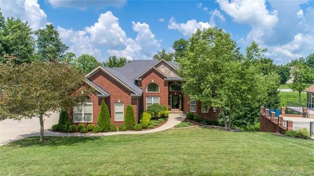 4012 Marquette Drive, Floyds Knobs, IN 47119 (MLS #202008966) :: The Paxton Group at Keller Williams Realty Consultants