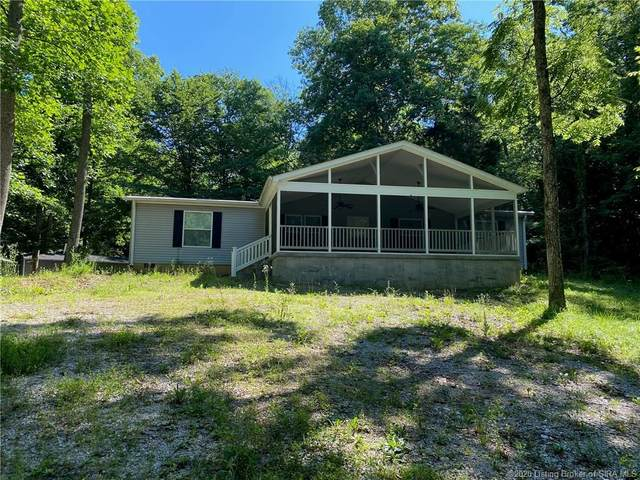 2507 E Chanley Road, Leavenworth, IN 47137 (MLS #202008975) :: The Paxton Group at Keller Williams Realty Consultants
