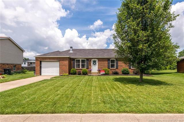 2409 Bishop Road, Jeffersonville, IN 47130 (MLS #202008984) :: The Paxton Group at Keller Williams Realty Consultants