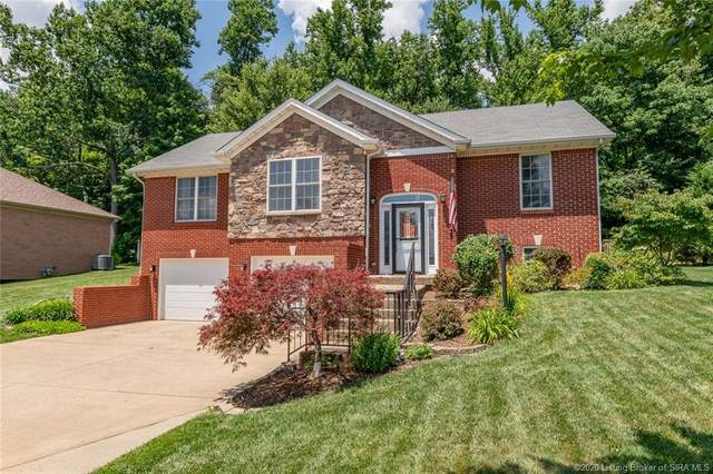 4124 Andrew Drive, Floyds Knobs, IN 47119 (MLS #202008994) :: The Paxton Group at Keller Williams Realty Consultants
