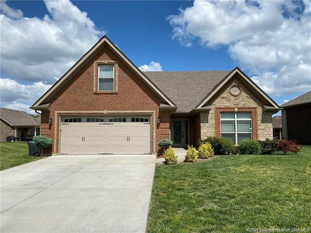 5705 Sugar Berry Lane, Jeffersonville, IN 47130 (MLS #202009000) :: The Paxton Group at Keller Williams Realty Consultants