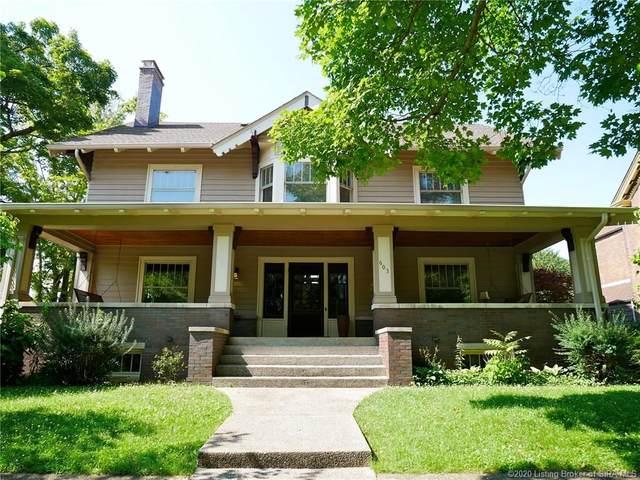 603 E Second Street, Madison, IN 47250 (#202009015) :: The Stiller Group