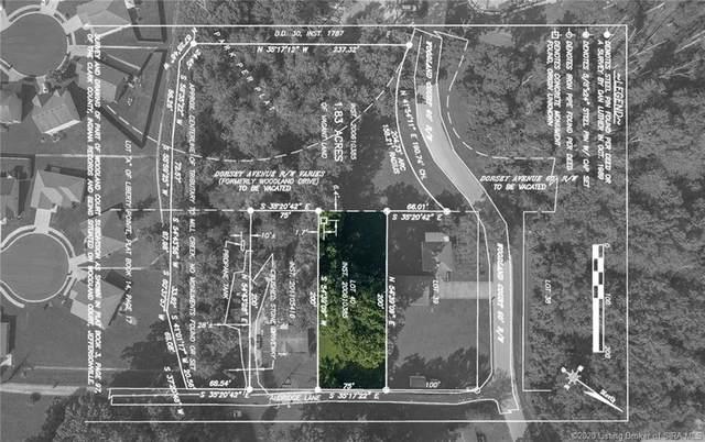 Frontage at Aldridge Court, Jeffersonville, IN 47130 (#202009039) :: The Stiller Group