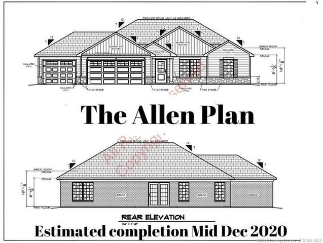 7100 Mountain Ridge Way Lot 85, Charlestown, IN 47111 (#202009043) :: The Stiller Group